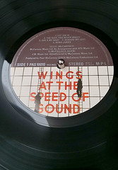 Wings - Wings At The Speed Of Sound - Side 2