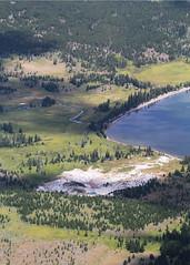 Witch Creek and Rustic Geyser -  Explored (RPahre) Tags: patrolcabin heartlake yellowstonenationalpark yellowstone wyoming backpacking mountsheridan geology