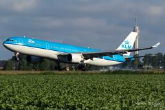 KLM Royal Dutch Airlines Airbus A330-303     PH-AKB     Amsterdam Schiphol - EHAM (Melvin Debono) Tags: klm royal dutch airlines airbus a330303   phakb amsterdam schiphol eham melvin debono spotting canon 7d 600d airport airplane aviation aircraft plane planes polderbaan netherlands holland