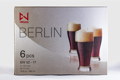 Citinova Glassware / BERLIN (Alvimann) Tags: alvimann citinova glassware berlin glass vidrio drink drinking bebida bebe beber product producto productos products box caja 6pack pack 6 packde6 beer cerveza background fondo