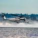 USMC CH-53E Rising From Lake Washington