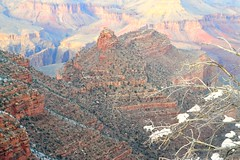 Grand Canyon 69 (Krasivaya Liza) Tags: grandcanyon grand canyon national park canyons nature natural wonder az arizona holiday christmas 2016 snowy winter cliffs cliffside edgeofcliff