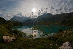 lago di robiei (DeCo2912) Tags: lago di robiei ticino tessin sunset see lake samyang 8mm walimex ghiacciaio del basòdino glacier