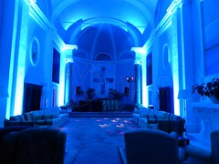 """Illuminazione Architetturale a Borgo san Felice • <a style=""""font-size:0.8em;"""" href=""""http://www.flickr.com/photos/98039861@N02/32471327913/"""" target=""""_blank"""">View on Flickr</a>"""