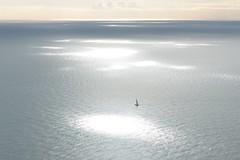 (Flavio Calcagnini) Tags: mare sea cinque terre monesteroli tramonti italia italy liguria la spezia barca boat sail sun beams portrait paesaggio panorama vastness flavio calcagnini