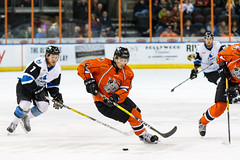 "Missouri Mavericks vs. Wichita Thunder, February 3, 2017, Silverstein Eye Centers Arena, Independence, Missouri.  Photo: John Howe / Howe Creative Photography • <a style=""font-size:0.8em;"" href=""http://www.flickr.com/photos/134016632@N02/32561326442/"" target=""_blank"">View on Flickr</a>"
