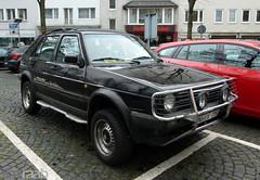 VW Golf Country (TIMRAAB227) Tags: vw golf volkswagen country golfii chrompaket suv bonn specialedition steyrdaimlerpuchag