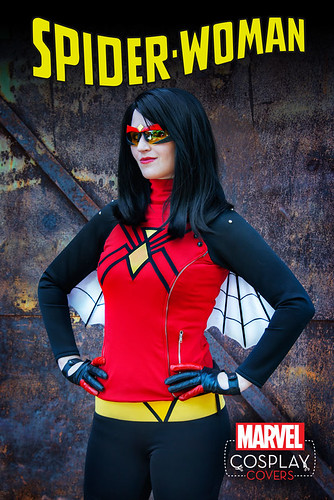 "Spider-Woman_1_Cosplay_Variant • <a style=""font-size:0.8em;"" href=""http://www.flickr.com/photos/118682276@N08/20587792689/"" target=""_blank"">View on Flickr</a>"