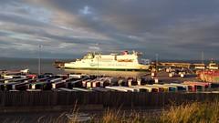 Isle of Inishmore & Stena Europe (andrewjohnorr) Tags: ferries rosslare stena stenaline irishferries stenaeurope isleofinishmore