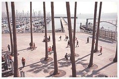 Marina Gate (b.nishimoto) Tags: park bay san francisco fuji baseball area giants att 23mm xt1
