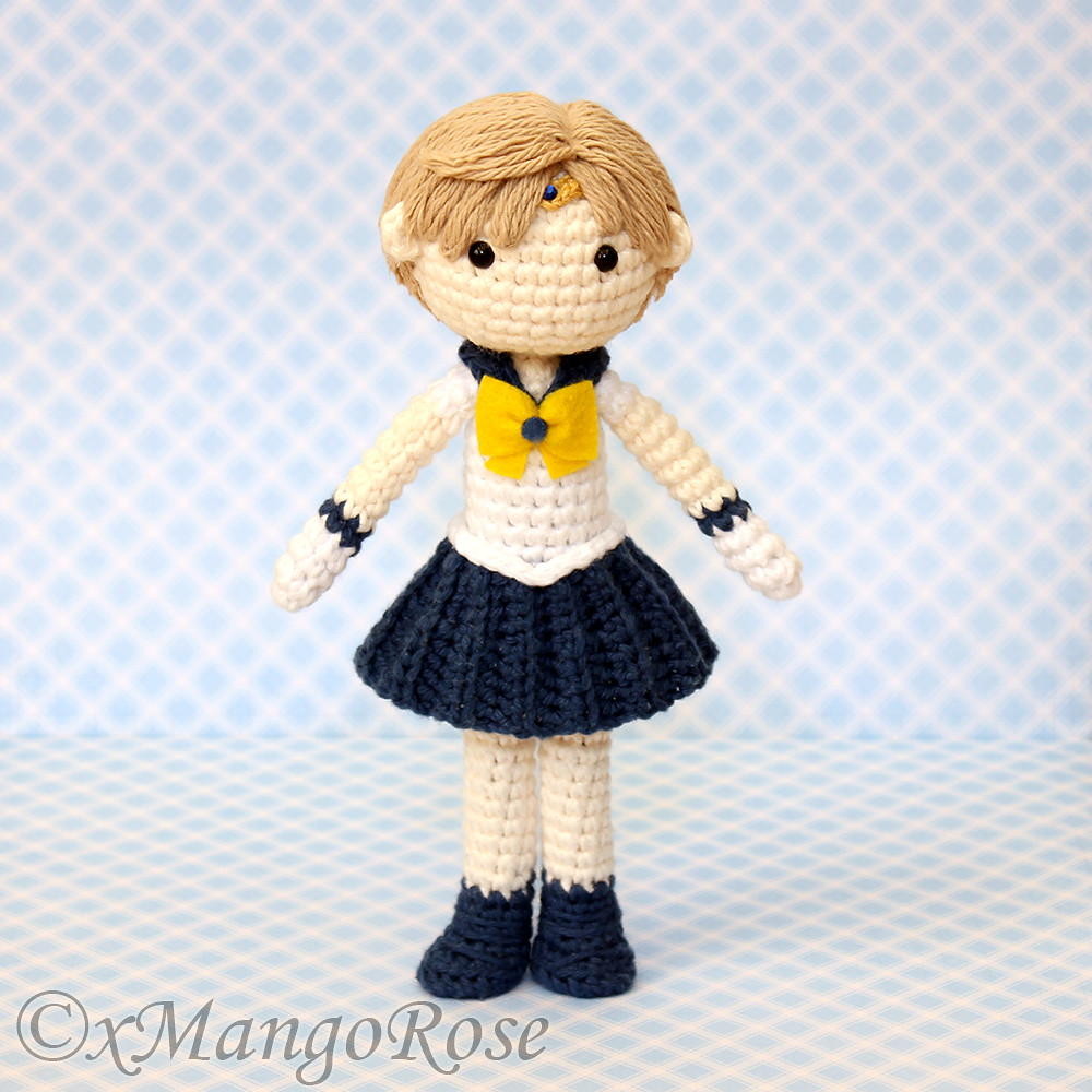 Amigurumi Anime Doll Pattern : The Worlds most recently posted photos by xMangoRose ...