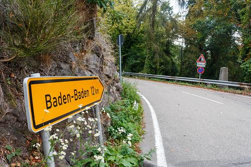 Vers Baden-Baden