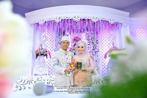 Foto Pengantin Muslim Muslimah Muslim Wedding Ceremony In Indonesia