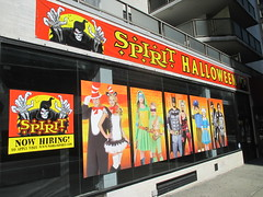Spirit Halloween 2015 Store at 1215 on 2nd Ave NYC 0867 (Brechtbug) Tags: street new york city nyc costumes holiday halloween st warning vintage ads poster store costume 60s holidays mask ben spirit manhattan side cartoon ad september east advertisement 2nd upper masks ave 80s cooper animation 70s animated 50s 1960s stores avenue villain cartoons logos 60 between 1215 collegeville 64th 2015 63rd halco 09062015