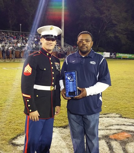 """David Gaines-Elbert Co. Accepting the award is his nephew Randy Downer • <a style=""""font-size:0.8em;"""" href=""""http://www.flickr.com/photos/134567481@N04/21528904638/"""" target=""""_blank"""">View on Flickr</a>"""