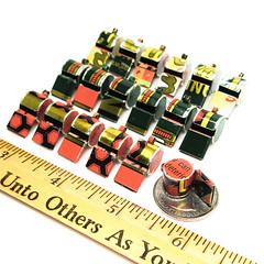 9-28-15 CS16 shop bracelet charm (victoria takahashi / experimetal) Tags: charm swap 16 kikkoman whistle experimetal 2016 2015 etsymetal victoriatakahashi etsymetalteam charmswap16 ishoyuwhistle emcs16