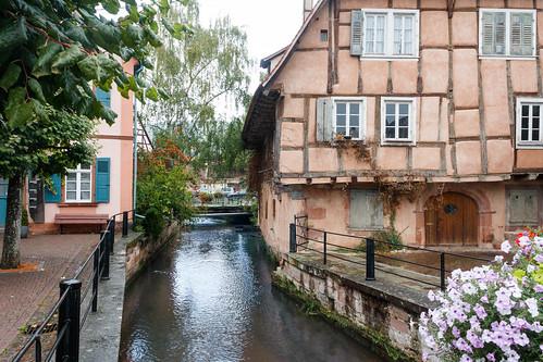 Canal de la Lauter à Wissembourg