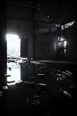 Abandoned Devon (Livesurfcams) Tags: abandoned factory fuji devon 18mm taddiport xpro1