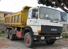 Iveco 330-35 (Alessio3373) Tags: truck rust rusty rusted trucks corrosion corroded iveco ruggine oldtrucks iveco33035 iveco330 fiativeco330 fiativeco33035