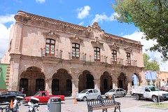 The Guest House at Main Square, Dolores Hidalgo, Mexico (Bencito the Traveller) Tags: mexico doloreshidalgo mainsquare theguesthouse