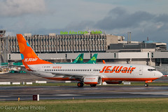 JEJU Air Boeing 737-800 EI-DYH EIDW 111115-3 (gerrykane214) Tags: from november test dublin ex canon eos airport with air south flight international korean to boeing ryanair 11th jeju departure takeoff flt carrier become 737800 2015 eidyh hl8049