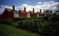 kodachrome | jacobsen (Jrn Schiemann) Tags: architecture denmark housing arne kopenhagen rodovre acobsen