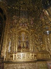Altar de la Capilla del Santo Cristo Catedral San Martn Orense 05 (Rafael Gomez - http://micamara.es) Tags: del de la san juan catedral altar cristo santo martn coro capilla orense