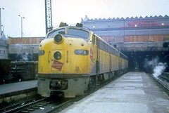 MILW E9 35A (Chuck Zeiler) Tags: railroad train locomotive e9 35a milw