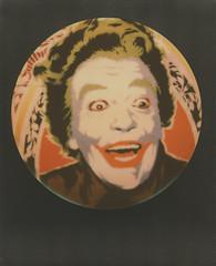 The Joker 66' (lawrence_t23) Tags: film project batman instant joker dccomics impossible sx70film