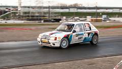 Peugeot 205 T16 (m.grabovski) Tags: sport rally poland polska warsaw peugeot warszawa talbot 205 t16 rajd 2015 barbórka mgrabovski