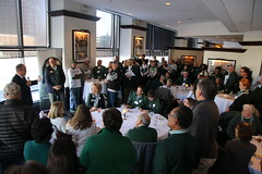 Photo representing President's Reception, B1G Championship, December 2015
