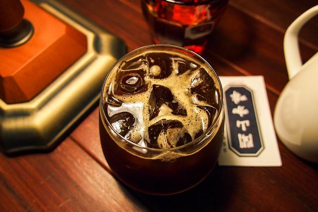台北 大安–老牌新分店–聞山咖啡(台大店)