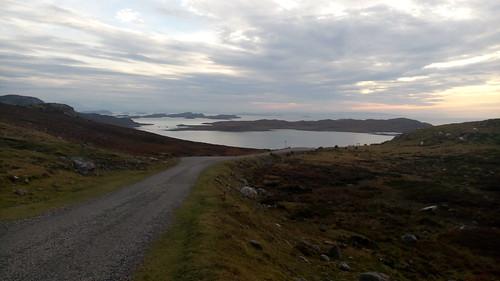 Les Summer Isles, nord de l'Écosse