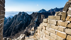 The Great Wall (Florian Christoph) Tags: china beijing great wall mountains climbing rocks hiking ngc lr lightroom natinonal geographic florian christoph shoot it now