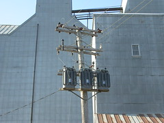 Sioux Valley Energy - Corson, SD (NDLineGeek) Tags: cooperative 12500v lm