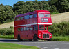 Stagecoach AEC Routemaster JJD 444D near Tayport, August 2016