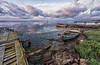 despres de la tempesta III (Josep M.Toset) Tags: aigua barca barques catalunya d800 deltadelebre josepmtoset matinada mar marina mediterrani núvols paisatges pesca sortida·de·sol lucroit hitech nikon14·24