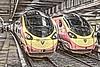 London Euston Train Station - VIRGIN  train (antonio-gonzalez) Tags: londoneustontrainstation london euston train station tren virgin angovi ferrocarril