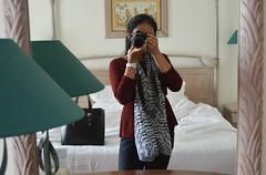 halo mirror! (dewa ayu ciptaning) Tags: nikon hotel bali indonesia beach indoor camera selfie d5100 sanur memories moment holiday