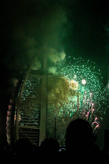 New Year Fireworks (aimeebri) Tags: dubai burjalarab fireworks newyearfireworks 2017