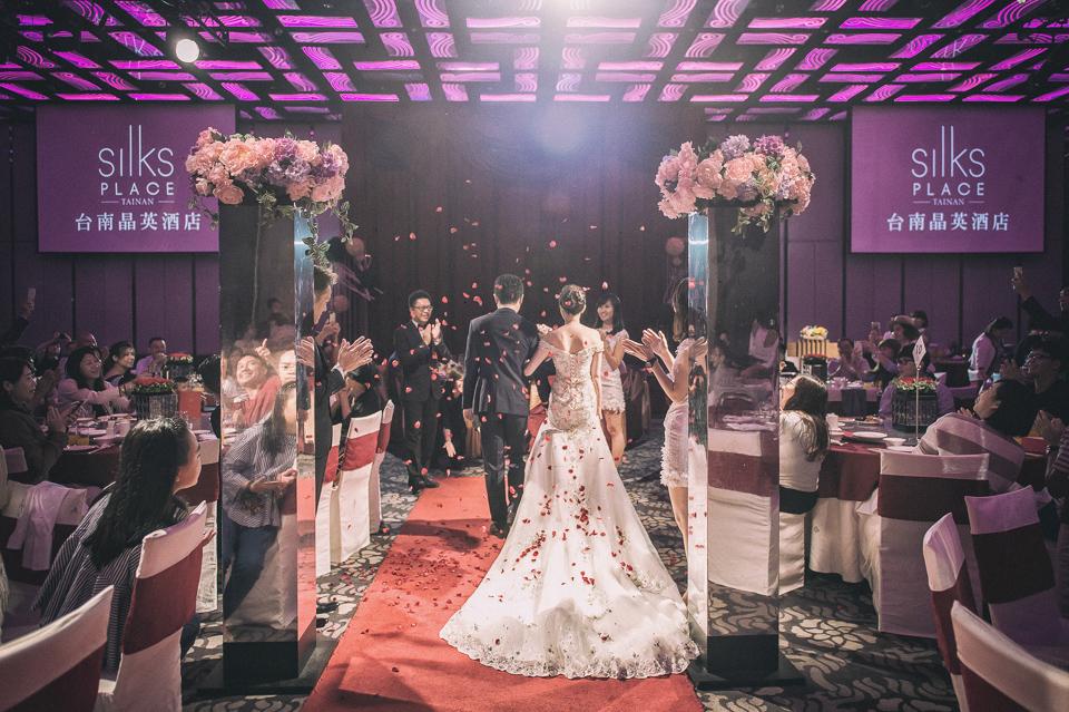 台南婚攝 晶英酒店 婚禮紀錄 C & Y 063
