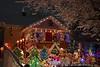 Happy New Year (jimgspokane) Tags: christmas christmaslights christmasdecorations spokanewashingtonstate otw