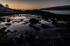 Fjære (aalmen) Tags: fjære seascape winter polarnight fujixt10