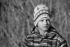Unschuldige Kindheit (bpet89) Tags: kind blick unschuld schwarzweiss