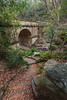 Lennox Bridge (Xenedis) Tags: archbridge australia blaxland bluemountains bridge brooksidecreek horseshoebridge lapstonecreek lapstonehill leaves lennoxbridge mitchell'spass newsouthwales nsw rocks steps stone trees