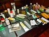 Shampoos and Conditioners (mikecogh) Tags: seaton evidence souvenirs shampoo conditioner bottles collection pairs