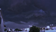 Panorama - F5 (Mariano Montes) Tags: tormenta tormentadeverano storm córdoba córdobaargentina argentina arg tormentaencordoba cba tormenta09deenero tormentacba tormentacordoba photography fotografia panorama panoramica panoramic nubes cielo f5