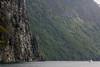 Not intimidated (aitorlourido1) Tags: fjord fiordo norway noruega barco acantilado paisaje navegación