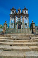 Igreja Paroquial de Santo Ildefonso (PiotrTrojanowski) Tags: porto portugal architecture church building city faith god history travel