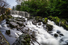 Crumlin River Waterfall. Crumlin, Northern Ireland. (jtat_88) Tags: 06neutraldensitysoftgrad 2017 amateur beautiful blur countyantrim crumlin crumlinglen crumlinriver digital divismountain filters flickrfriday flowing fullframe ilce7 iso50 ireland january lee leefilters leelittlestopper landscape longexposure mirrorlesscamera motion nd ndgrad natural nature neutraldensity northernireland outdoor park photography river rocks scenic sky sony sonyfe2870mmf3556oss sonya7 trees walk water waterfall winter unitedkingdom gb longue exposition 10faves 20faves